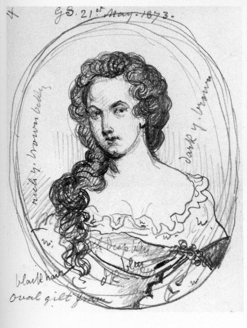 艾芙拉.班恩,劇作家,英國第一批以寫作維生的女性之一。