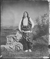 "Arapaho chief Niawasis, or ""Black Coal"" - NARA - 523608.tif"