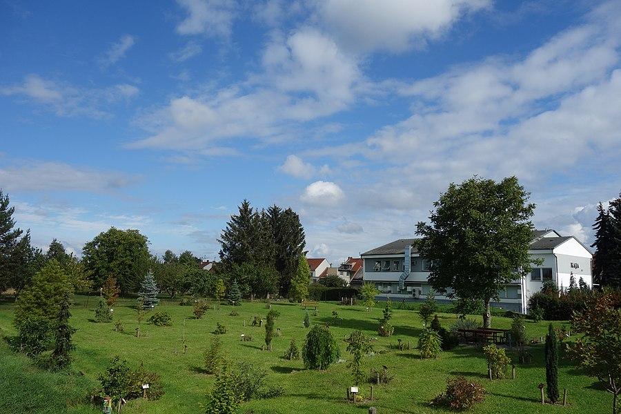 Arboretum Vrahovice