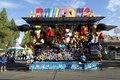 Arcade game at the 2012 California State Fair held in Sacramento, California LCCN2013632984.tif