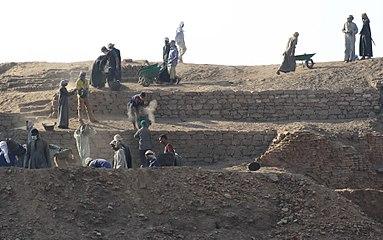 Archäologische Ausgrabungen in Ägypten..Eg2010 1477WI.jpg