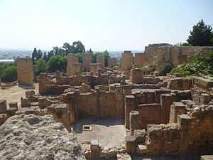 Tunisia - Ruins of Carthage