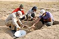 Archaeologists of Hazara University, Chakast Site Excavations (Singoor-Chitral) - panoramio.jpg