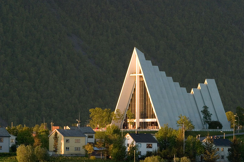 File:Arctic Cathedral in Tromsoe.jpg