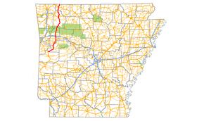 Arkansas Highway 23   Wikipedia