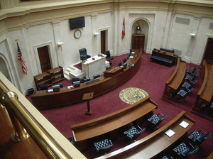 Arkansas Senate - Image: Arkansas State Senate