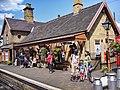 Arley Station on the Severn Valley Steam Railway - panoramio (1).jpg