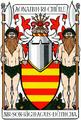 Armoiries des Cameron of Lochiel, chefs héréditaires du clan Cameron. .png