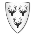 Armorial Bearings of the PARKER family of The Ford, Leominster, Herefordshire.png
