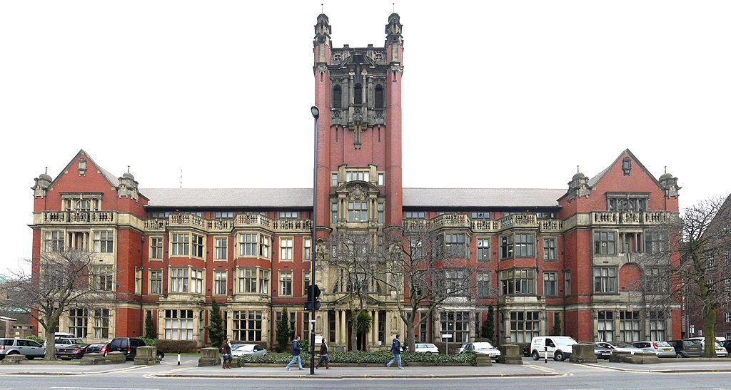 File:Armstrong Building, Newcastle University - geograph ...