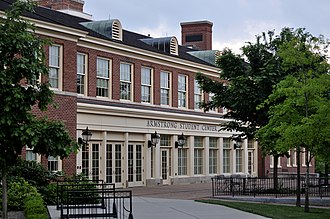 Miami University - The Armstrong Student Center