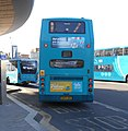Arriva Kent & Surrey GN04UEX (rear), Chatham Bus Station, 17 January 2018.jpg