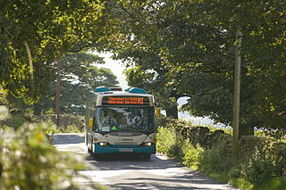 Moorsbus Network of bus services in North Yorkshire Moors