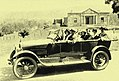 Arthur Conan Doyle and family in Mark Foys Daimler.jpg