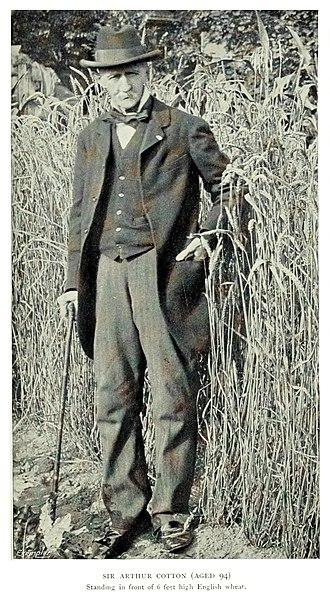 Arthur Cotton - Aged 94
