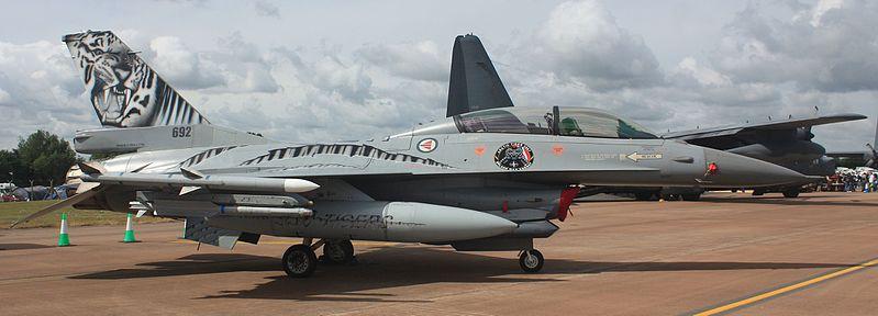 File:Artic Tigers 2007 - Royal Norwegian Air Force - F16AM BM Fighting Falcon (4811024691).jpg