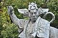 Asakusa - Shibaraku statue 03 (15762747161).jpg