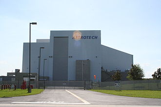 Astrotech Corporation - Astrotech Titusville spacecraft processing facility
