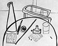 Asztali csendélet karosszékkel 1934.jpg
