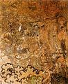 Atelier of Wang Kui (12 century). The Defeat of Mara (detail of The Life of Shakyamuni). 1167. Mural. West wall, Manjushri Hall, Yanshansi, Fanshixian, Shanxi Province..jpg