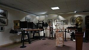 Musée des Collections Historiques de la Préfecture de Police - Room dedicated to Bertillon.