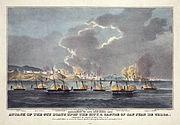 Attack of the Gun Boats, San Juan de Ulloa