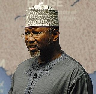 Attahiru Jega Nigerian academic