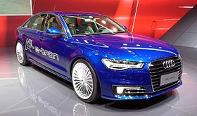 Image illustrative de l'article Audi A6