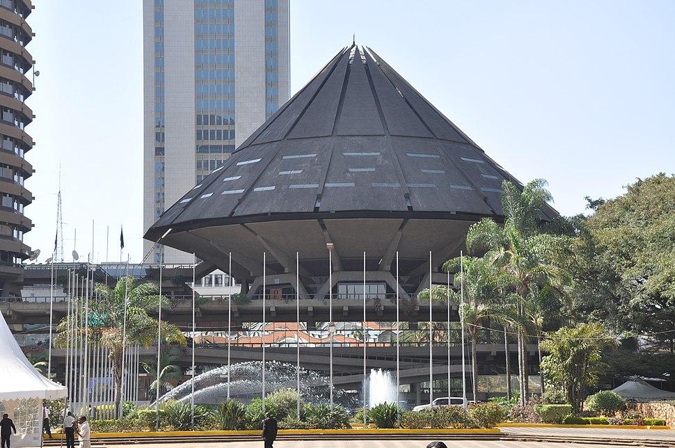 Auditorium - Kenyatta International Conference Center