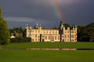 Baron Braybrooke - Audley End, the former seat of the Barons Braybrooke