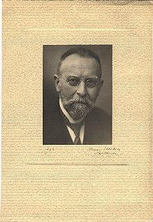 August Arthur Petry botanist