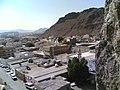 Auhud jabal Madinah - panoramio.jpg