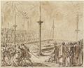 Ausstellung der Leiche eines französischen Revolutionshelden (SM 1136z).png