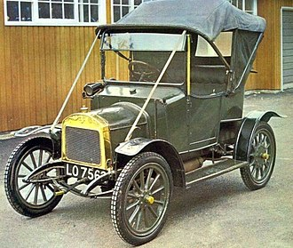Austin 7 hp - 1910 open 2-seater