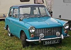 Austin A40 Farina Mark I (1958)