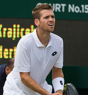 Austin Krajicek American tennis player