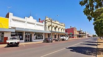 Katanning, Western Australia - Austral Terrace, Katanning, 2018