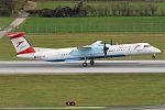 Austrian Airlines, OE-LGI, Bombardier Dash 8-402Q (23062965595).jpg