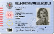 австрийская виза: