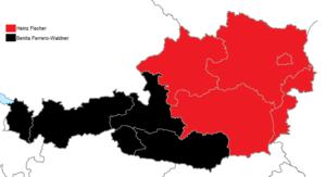 Austrian presidential election, 2004