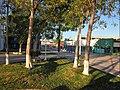 Av. Héroes X Calle 22 de Enero (parque de la Explanada) - panoramio.jpg