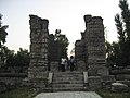 Avanti Shovra or Avantisvara temple in Kashmir 08.jpg