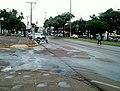 Avenida Brasil próximo a Igreja Matriz - panoramio.jpg