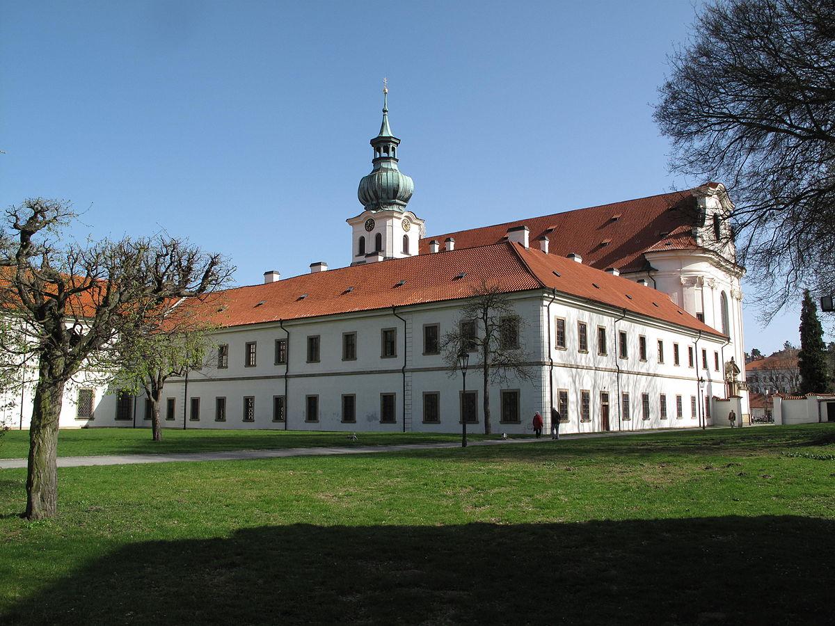 břevnovský klášter wikipedie