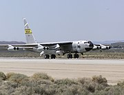 B-52 carries X-43A
