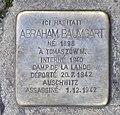 BAUMGART, Abraham, Auschwitz Victim 1942.jpg