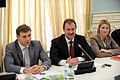 BIONIC University opening. Oleksandr Popov, the Head of Kyiv City State Administration..JPG