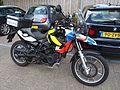 BMW Police motorcycle in Hoofddorp pic2.JPG