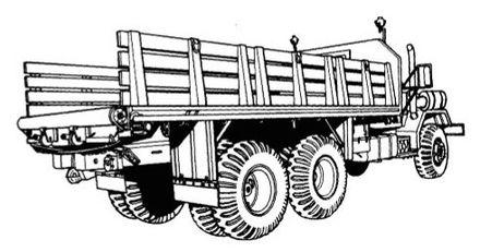 M54 5-ton 6x6 truck - Wikiwand
