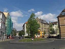 Max-Beckmann-Platz in Braunschweig
